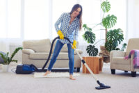 Carpet steam cleaning Montmorency