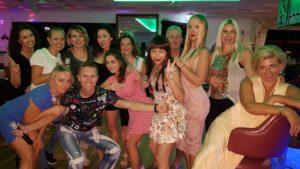 Dance & Karaoke Party @ LA PIAZZA RESTAURANT | Runaway Bay | Queensland | Australia