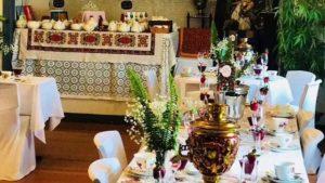 High Tea and Beauty @ Russian Club of Brisbane | Woolloongabba | Queensland | Australia